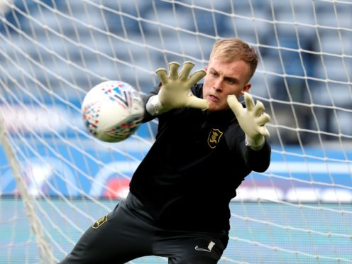 Livingston loan keeper Robby McCrorie looking for positive end to season (Andrew Milligan/PA)