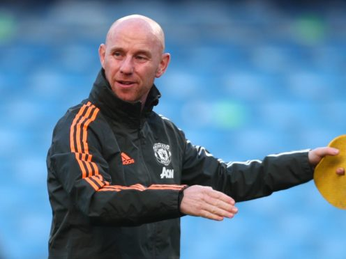 Former midfielder Nicky Butt is to leave his role as Manchester United first-team development coach (Clive Rose/PA)