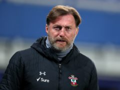 Ralph Hasenhuttl has warned Southampton cannot sit back against Manchester City (Peter Byrne/PA)