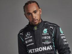 Sir Lewis Hamilton will this year be bidding to win an eighth title (PA Media/Mercedes AMG)