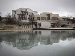 Staff at the Scottish Parliament building have contracted Covid-19 (Jane Barlow/PA)