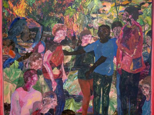 The Common was announced as the winner of the John Moores Painting Prize 2020 by the Walker Art Gallery in Liverpool (Liverpool Museums/PA)