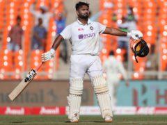 Rishabh Pant changed the complexion of the match (AP Photo/Aijaz Rahi)