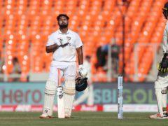 Rishabh Pant earned praise following his century (Aijaz Rahi/AP)