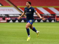 Southampton's Che Adams is in the Scotland squad (Stu Forster/PA)