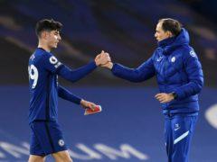 Kai Havertz made the right impression on Thomas Tuchel against Everton (Glyn Kirk/PA)