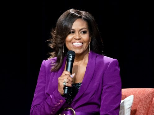 Michelle Obama (Paul R. Giunta/Invision/AP, File)