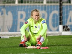 Hege Riise called Hannah Hampton (pictured) after the goalkeeper received news of missing out of the Great Britain squad shortlist (Nick Potts/PA).
