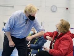 The Prime Minister has paid tribute to the collective action taken to defeat coronavirus (Charles McQuillan/PA)