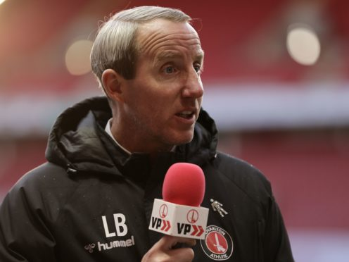 Lee Bowyer has resigned as Charlton boss amid links with Birmingham (Steven Paston/PA)