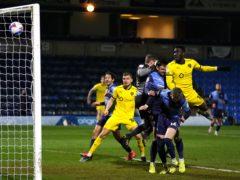 Daryl Dike scored two goals for Barnsley (John Walton/PA)