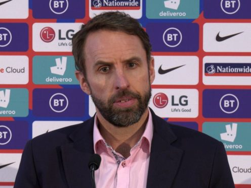 Gareth Southgate will be fine-tuning for this summer's rearranged European Championship (Handout/PA))