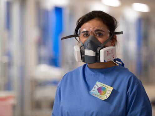 Extracorporeal membrane oxygenation specialist nurse Lisa Fontes (Joe Giddens/PA)
