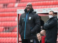 Darren Moore's side brought an end to their long winless run (Danny Lawson/PA)