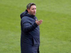 Sunderland manager Lee Johnson (Richard Sellers/PA)