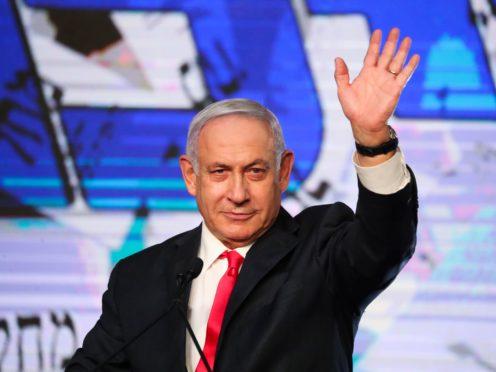 Israeli PM Benjamin Netanyahu (AP)