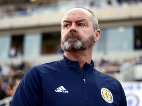 Steve Clarke's side face the Faroe Islands after opening their qualifying campaign with two draws (Tim Goode/PA)