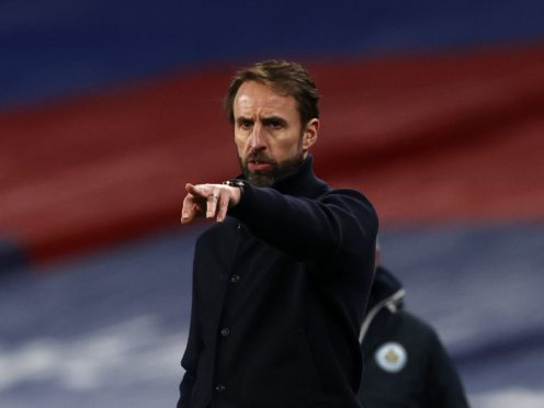 Gareth Southgate says England will not drop their guard when they play a Poland team missing Robert Lewandowski (Adrian Dennis/PA)