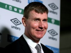 Republic of Ireland manager Stephen Kenny is confident his young players will make the grade (Brian Lawless/PA)
