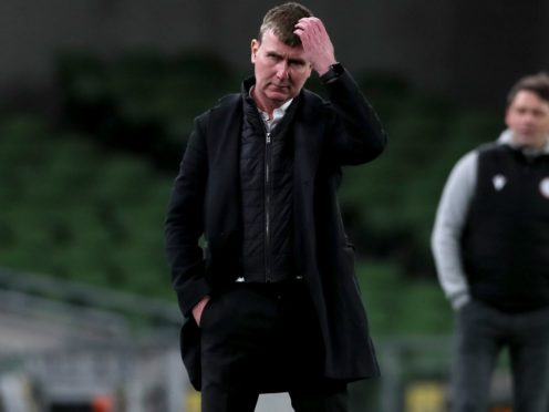 Republic of Ireland manager Stephen Kenny has endured a difficult start to his reign (Brian Lawless/PA)