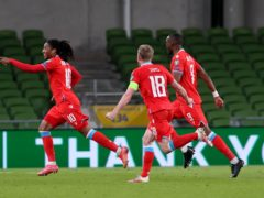 Luxembourg's Gerson Rodrigues fired his side to a shock victory over the Republic of Ireland (Brian Lawless/PA)