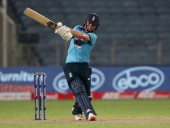 Sam Curran almost guided England to victory (Rafiq Maqbool/AP)