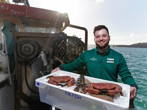 Morrisons has acquired Falfish, a family-owned wholesaler of sustainably sourced seafood based in Cornwall (Morrisons/PA)