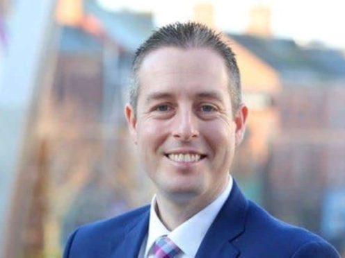 Paul Givan (JerseyroadPR/PA)
