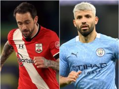 Danny Ings and Sergio Aguero are in the latest football rumours (Mike Egerton/ Michael Regan/PA)