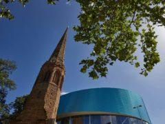 Coventry city centre (Coventry UK City of Culture Trust/PA)