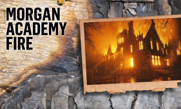 Morgan Academy fire: Firefighters tell the full inside story 20 years on