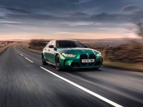 The new M3 arrives with a serious amount of expectation on its shoulders