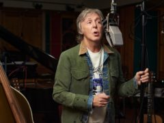 Sir Paul McCartney's latest album went to number one in the UK (Mary McCartney/PA)