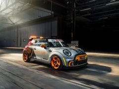 The Pacesetter is based on the regular Mini Electric
