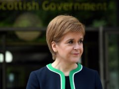 Scotland can 'help lead the world into the net-zero age', Nicola Sturgeon said (Andy Buchanan/PA)