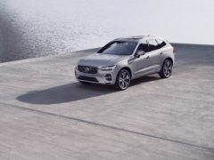 The XC60 has been updated with a range of new features