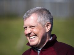 Willie Rennie said he is 'optimistic' the Scottish Liberal Democrats can make gains in next week's election (Jane Barlow/PA)