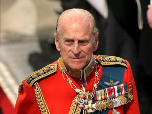 Prince Phillip (David Jones/PA)