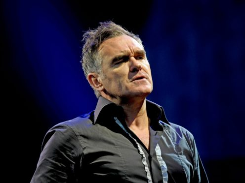 Morrissey's manager has accused The Simpsons of employing 'harshly hateful tactics' after it mocked the singer in its latest episode (Ben Birchall/PA)