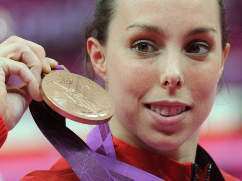 Beth Tweddle hopes British Gymnastics can look forward to a bright future (Anthony Devlin/PA)