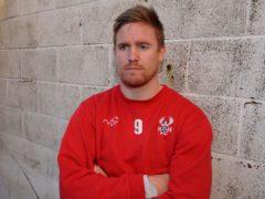 Michael Gash equalised for King's Lynn (Joe Giddens/PA)