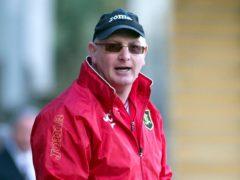 John McGlynn returns to Livingston in the cup (PA)