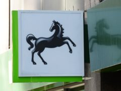 On an underlying basis, Lloyds saw profits jump to £2.1 billion from £558 million a year ago (Stefan Rousseau/PA)