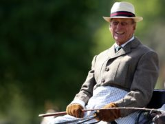 The Duke of Edinburgh was not interested in his own legacy (Steve Parsons/PA)