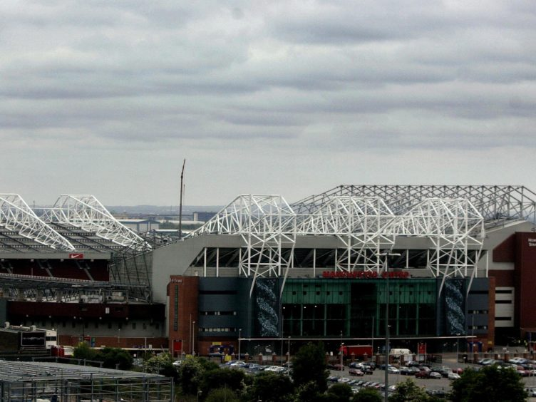 Old Trafford (Phil Noble/PA)