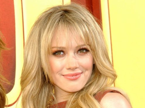 Hilary Duff will star in a sequel to the fan-favourite comedy How I Met Your Mother (Anthony Harvey/PA)