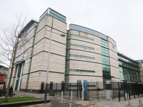 Belfast Crown Court (Niall Carson/PA)