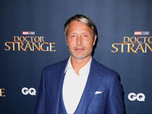 Danish actor Mads Mikkelsen will reportedly join Harrison Ford and Phoebe Waller-Bridge in Indiana Jones 5 (Isabel Infantes/PA)