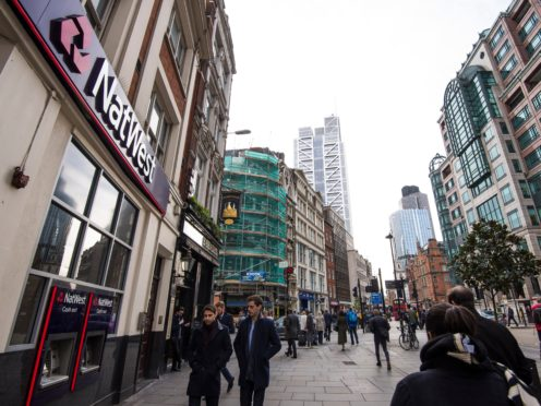 High street giants returned to ultra-low deposit mortgage lending on Monday, in a boost to borrowers who have found themselves shut out of the property market over the past year (Matt Crossick/PA)