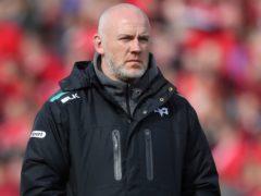 British and Irish Lions defence coach Steve Tandy (PA)